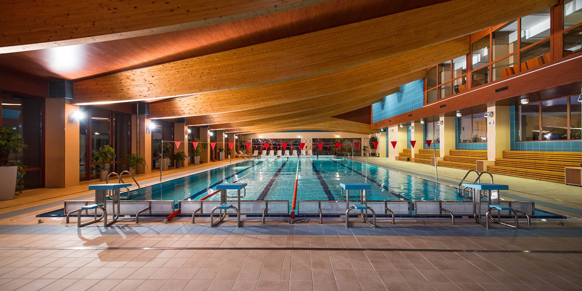 kickboxing trainingscamp pool